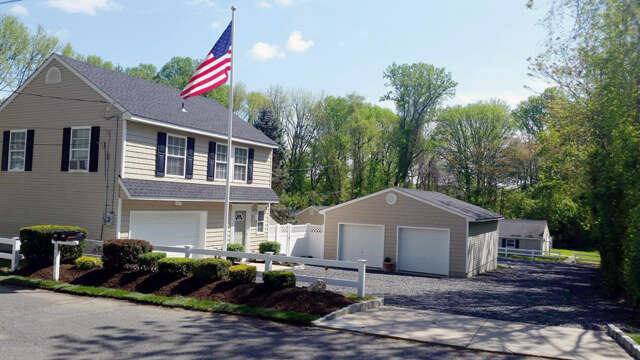 Single Family for Sale at 150-152 Magnolia Lane Middletown, New Jersey 07748 United States