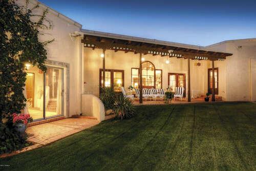 Single Family for Sale at 8451 E Cloud Road Tucson, Arizona 85750 United States