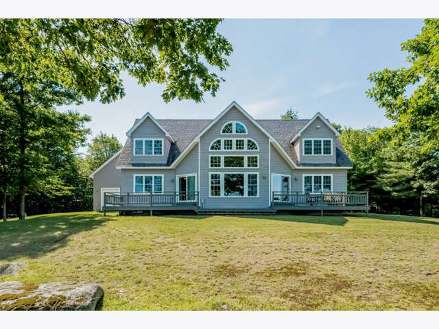 Single Family for Sale at 69 Copplecrown Road New Durham, New Hampshire 03855 United States
