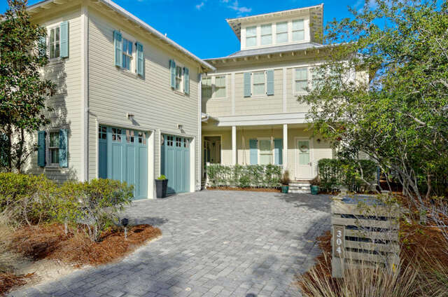 Single Family for Sale at 304 Cove Hollow Street Santa Rosa Beach, Florida 32459 United States