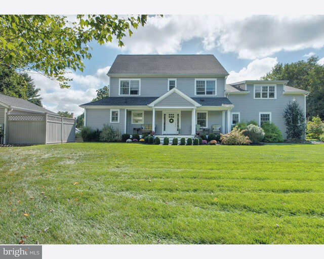 Single Family for Sale at 6234 Lower Mountain Road Solebury, Pennsylvania 18963 United States