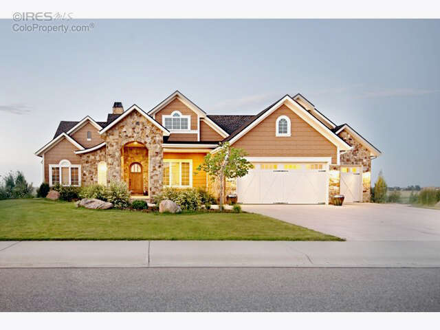 Single Family for Sale at 3768 Valley Crest Dr Timnath, Colorado 80547 United States
