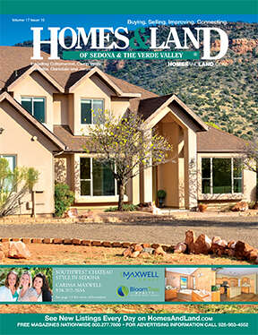 HOMES & LAND Magazine Cover. Vol. 17, Issue 10, Page 15.