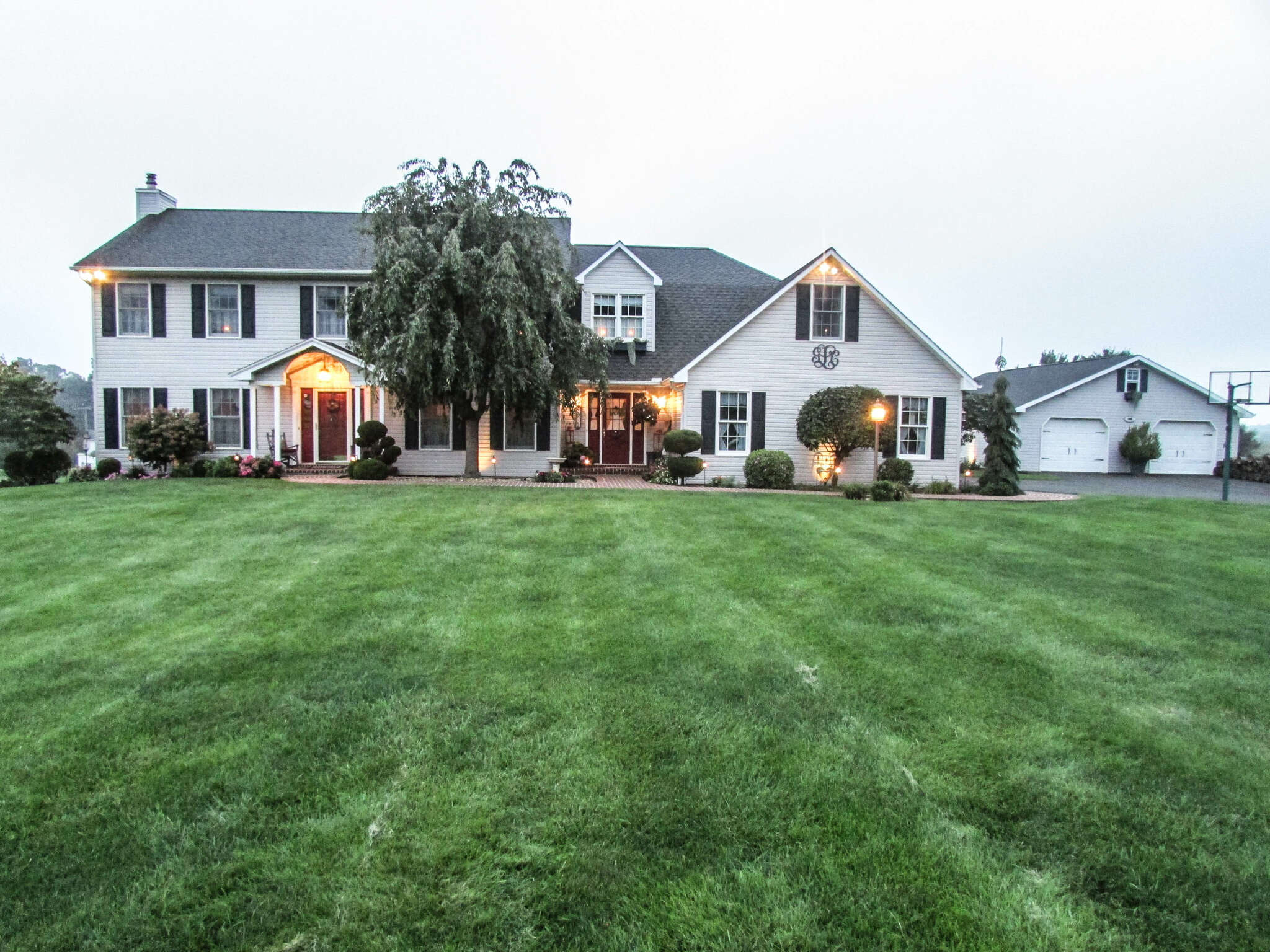 Single Family for Sale at 3658 Pampas Circle Chambersburg, Pennsylvania 17202 United States