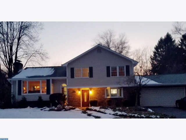 Single Family for Sale at 5 Piedmont Dr Princeton Junction, New Jersey 08550 United States