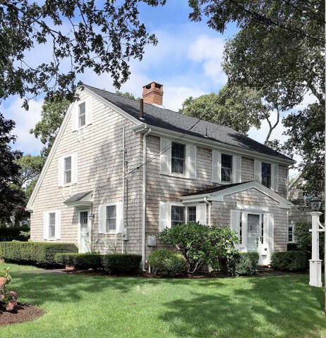 Single Family for Sale at 5 Amherst Avenue Falmouth, Massachusetts 02540 United States