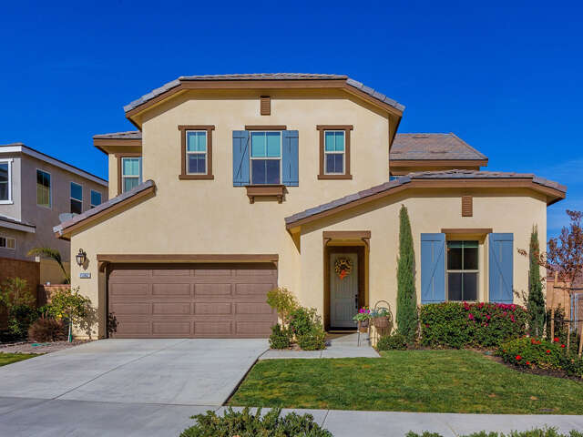 Single Family for Sale at 11362 Hutton Road Corona, California 92883 United States