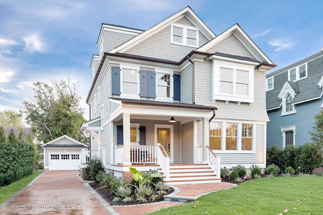Single Family for Sale at 409 Ocean Rd Spring Lake, New Jersey 07762 United States