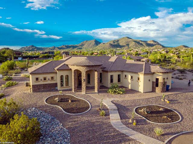 Single Family for Sale at 8030 E Odessa Street Mesa, Arizona 85207 United States