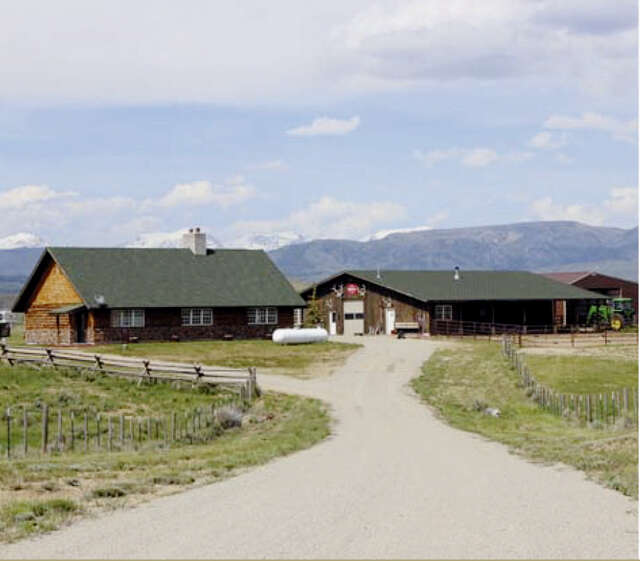 Investment for Sale at Sage Land And Livestock Boulder, Wyoming 82923 United States