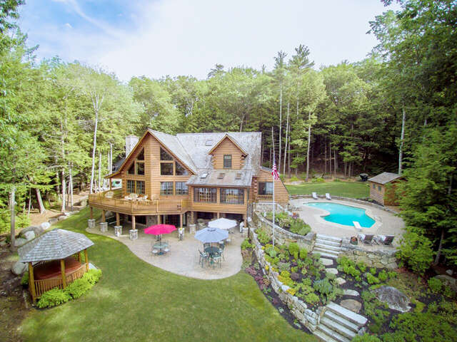 Single Family for Sale at 19 Sawyer Point Road Tuftonboro, New Hampshire 03226 United States