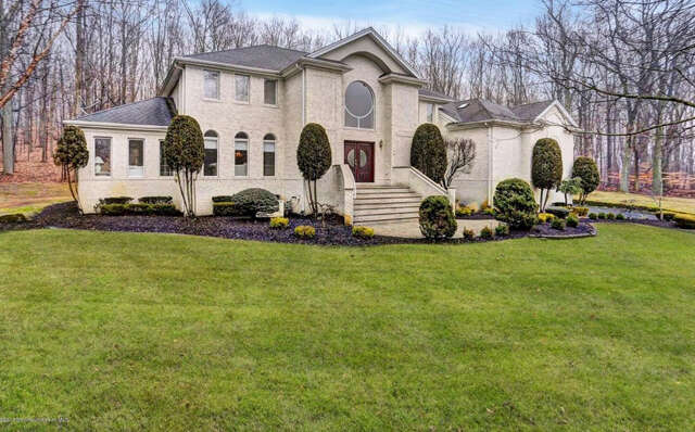 Single Family for Sale at 7 Kaiser Court Morganville, New Jersey 07751 United States