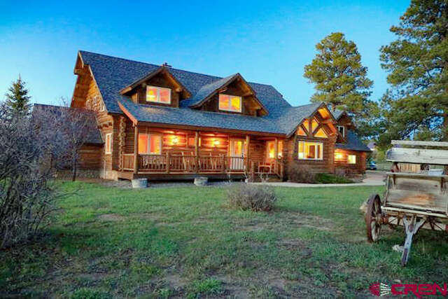 Single Family for Sale at 40 Waterfall Court Pagosa Springs, Colorado 81147 United States