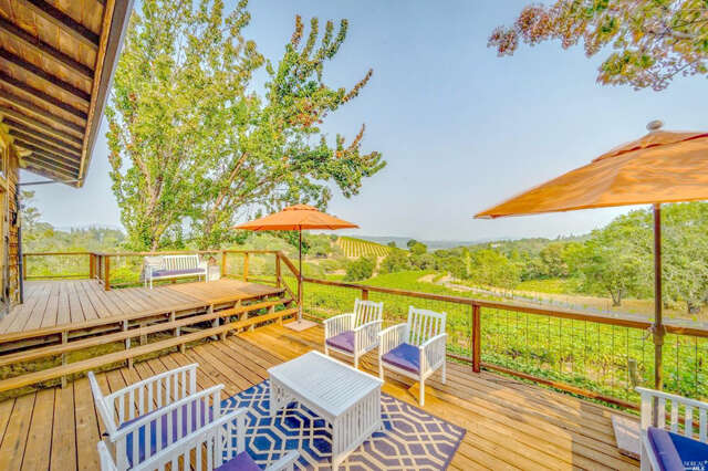 Single Family for Sale at 6345 Mountain View Ranch Road Healdsburg, California 95448 United States