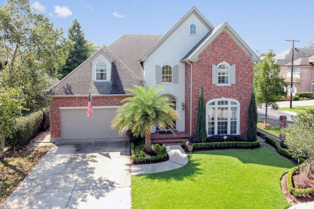Single Family for Sale at 2 Savannah Ridge Lane Metairie, Louisiana 70001 United States