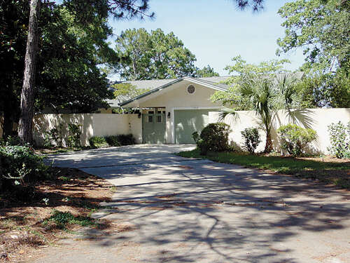 Single Family for Sale at 4610 Bay Point Road Panama City, Florida 32408 United States