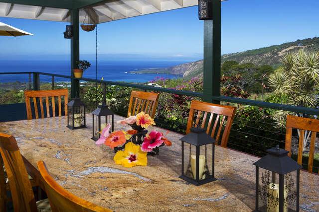 Single Family for Sale at 83-1022 Kahauloa Pl Captain Cook, Hawaii 96704 United States