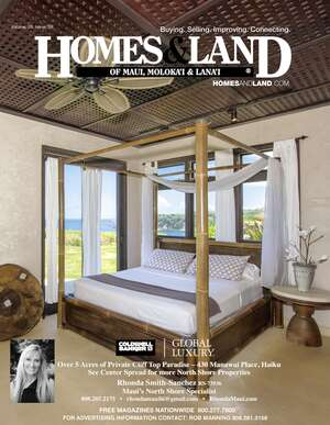 Homes & Land of Maui, Molokai & Lanai