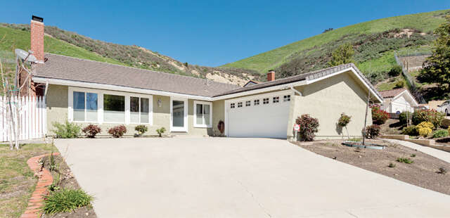 Single Family for Sale at 28900 Bardell Drive Agoura Hills, California 91301 United States