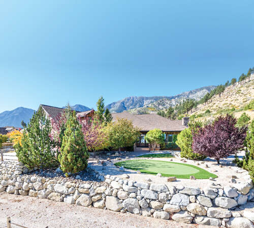 Single Family for Sale at 176 Taylor Creek Rd. Gardnerville, Nevada 89460 United States