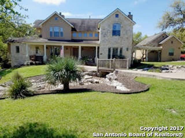 Single Family for Sale at 22187 Via Posada Dr Garden Ridge, Texas 78266 United States