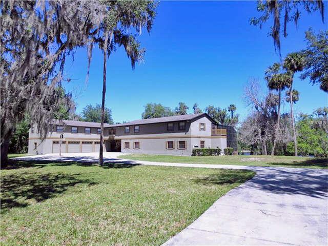 Single Family for Sale at 3407 E Osceola Road Geneva, Florida 32732 United States