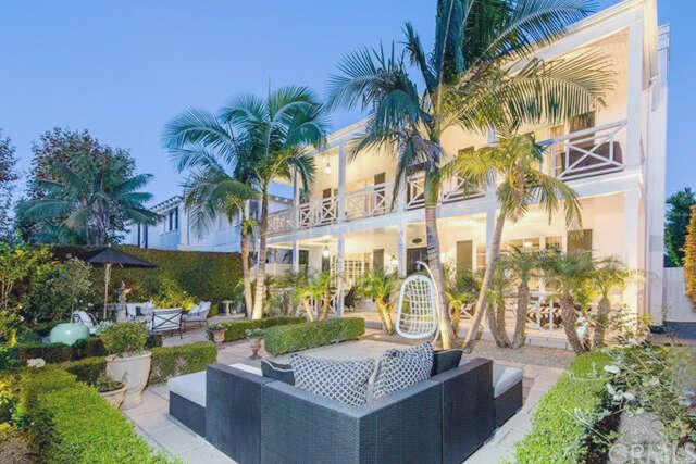 Single Family for Sale at 522 Aliso Avenue Newport Beach, California 92663 United States