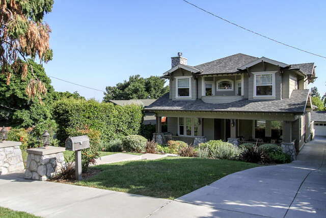 Single Family for Sale at 58 W Carter Avenue Sierra Madre, California 91024 United States