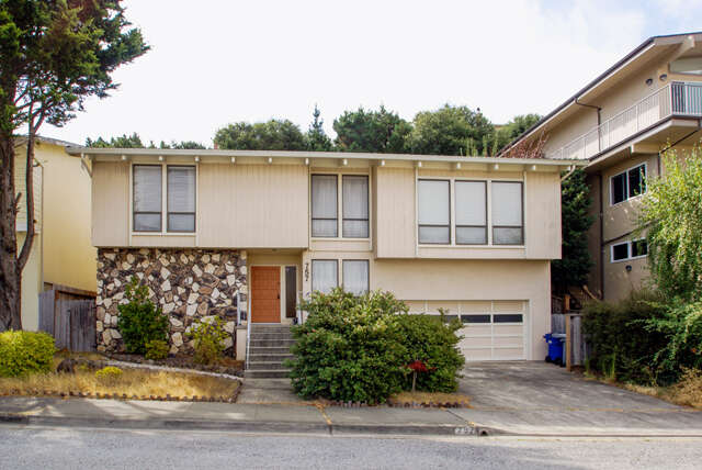 Single Family for Sale at 757 Morningside Dr Millbrae, California 94030 United States