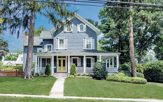Single Family for Sale at 630 Clark Street Westfield, New Jersey 07090 United States