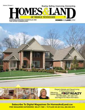 HOMES & LAND Magazine Cover. Vol. 23, Issue 02, Page 50.