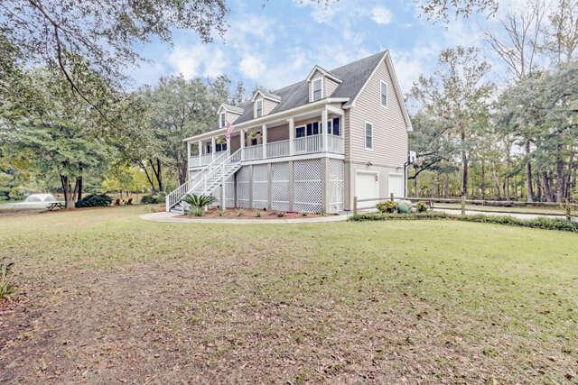 Single Family for Sale at 2022 Cedar Springs Lane Johns Island, South Carolina 29455 United States