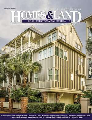 HOMES & LAND Magazine Cover. Vol. 20, Issue 02, Page 002.