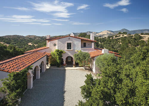 Single Family for Sale at 4150 Tims Road Santa Ynez, California 93460 United States