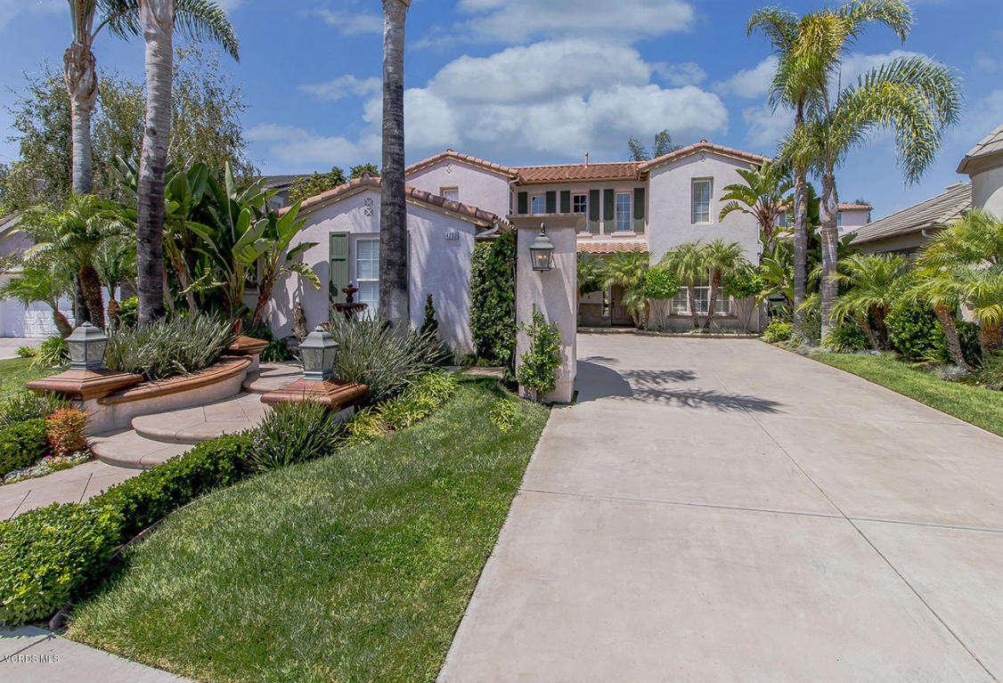 Single Family for Sale at 4263 Via Azul Newbury Park, California 91320 United States