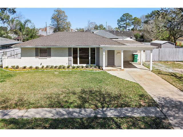 Real Estate for Sale, ListingId:43752603, location: 5 WOODLAWN Avenue Metairie 70001