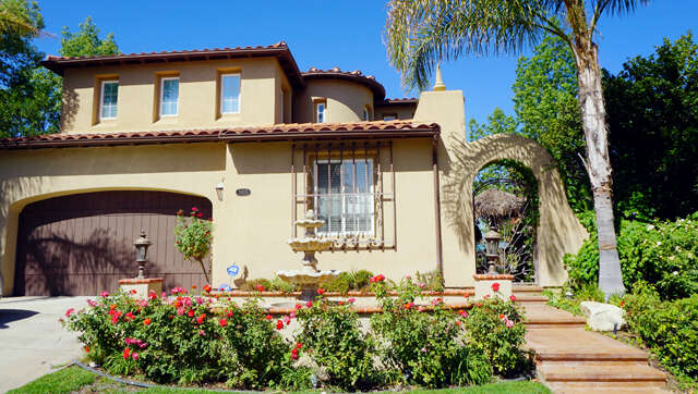 Single Family for Sale at 24713 Garland Drive Valencia, California 91355 United States