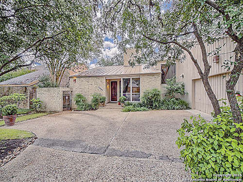 Single Family for Sale at 12503 Elm Country Ln San Antonio, Texas 78230 United States