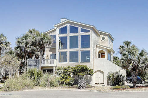 Single Family for Sale at 424 Ocean Point Lane Fripp Island, South Carolina 29920 United States