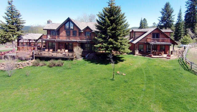 Single Family for Sale at 12738 Koskella Road Donnelly, Idaho 83615 United States