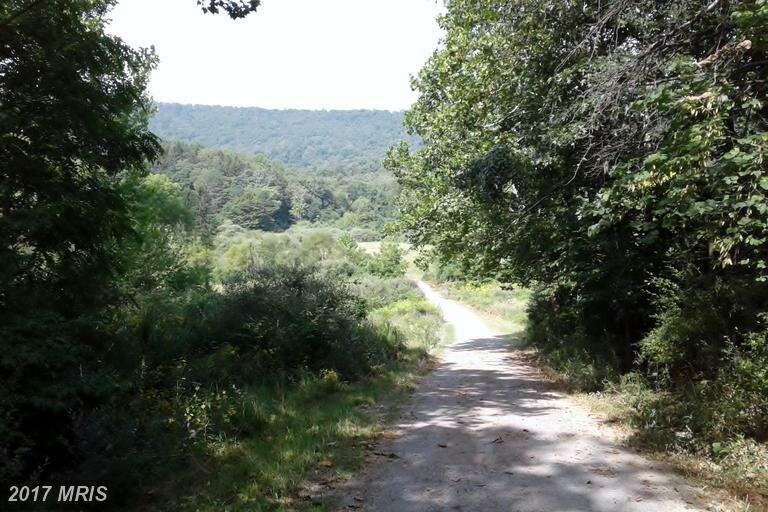 Land for Sale at 1834 Cold Run Valley Rd Berkeley Springs, 25411 United States