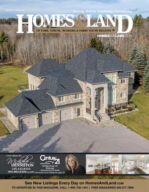 Homes & Land of York, Simcoe, Muskoka, and Parry Sound Regions
