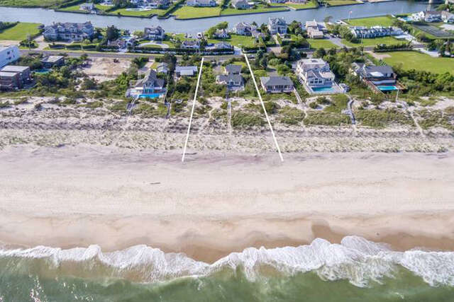 Single Family for Sale at 96 And 98 Dune Road Quogue, New York 11959 United States
