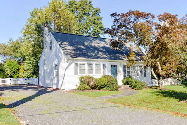 Single Family for Sale at 2147 Terrace Place Sea Girt, New Jersey 08750 United States