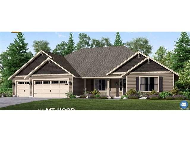 New Construction for Sale at 2343 NE Castle Dr. Poulsbo, Washington 98370 United States