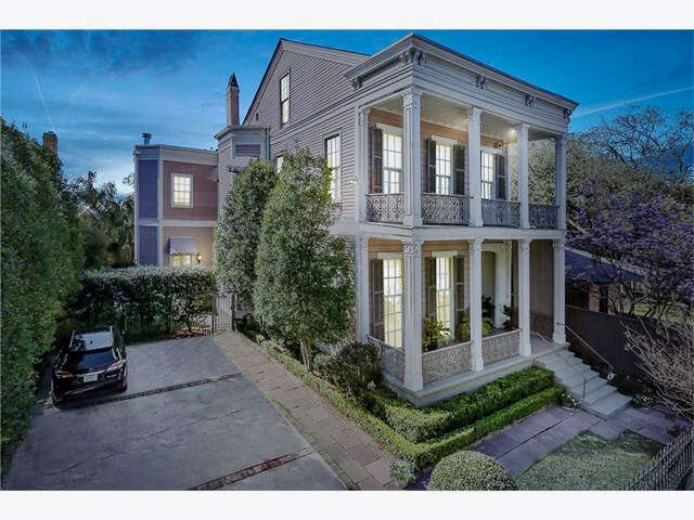 Single Family for Sale at 1530 First Street New Orleans, Louisiana 70130 United States