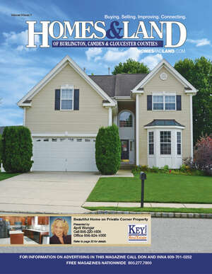HOMES & LAND Magazine Cover. Vol. 06, Issue 07, Page 30.