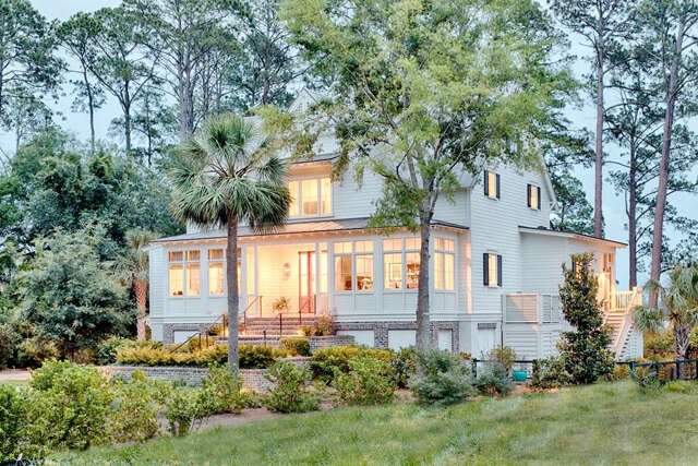 Single Family for Sale at 20 Jackfield Road Bluffton, South Carolina 29910 United States