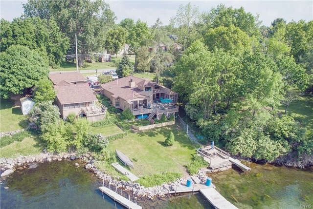 Single Family for Sale at 47449/451 Dingman Point Rd. Alexandria Bay, New York 13607 United States