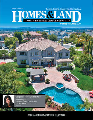 Homes & Land of North & Central Orange County